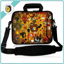 Printing Custom pictures Neoprene Laptop Bag with Handle