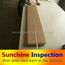consumer products quality control/buliding and decorative materials inspection service in Jiangsu