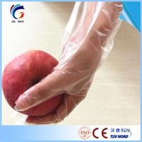 with factory price Disposable medical surgical plastic hands gloves
