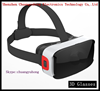 3d glasses Google Cardboard Head Mount plastic Glasses Virtual Reality 3D Glasses hd virtual with Bluetooth Gamepad