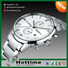 2014 Kabona 3 in 1 Stainless Steel Novelty Item Brand Watches Men