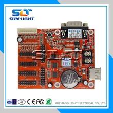 2015 SLT LED Display RS232 Controller Sending Card for Taxi Sign TF-BUS-U1