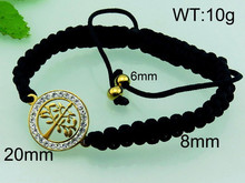 Kalen KB55142-Z women wrap bead bracelet