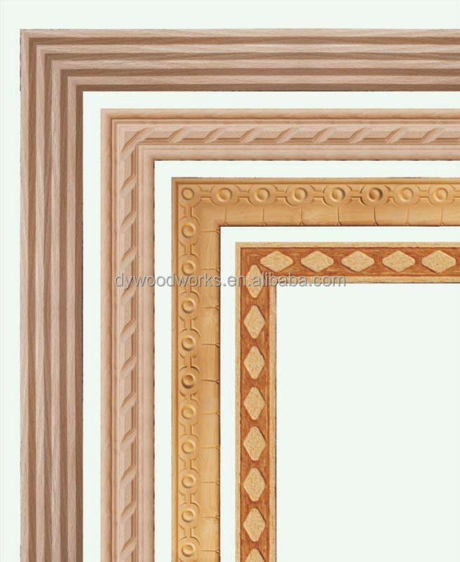 best decorative wooden decor trim crown mouldings plastic wood moulding with