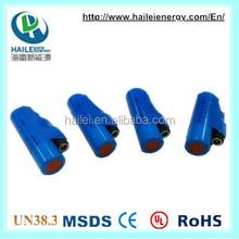 li-ion battery 3.7v cell 18650-2200mah for heated gloves