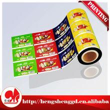 HOT!!! Food packaging plastic film roll