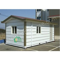 New Portable Modified Container Homes/Modular House with ISO