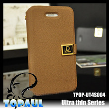 Luxury ultra thin unique high quality fashion cell phone case for iphone 4/4s