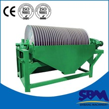 China High Efficiency Magnetic Separation , Magnetic separator Machine Gold Mining Machine , Gold Processing Machine