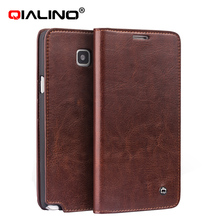QIALINO Hand Maded Custom Mobile Phone Case For Samsung For Galaxy Pocket Note 5