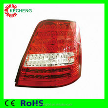 EXW price 2 year warranty 12 volt led tail lights for kia sorento 2011 spare parts