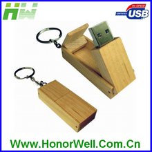 OEM gift 4gb8gb16gb32gb WOOD USB stick moving box logo branded