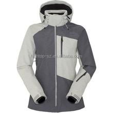 ladies fashion style snow sports Ski Jacket
