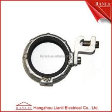 Zinc alloy conduit steel bushing