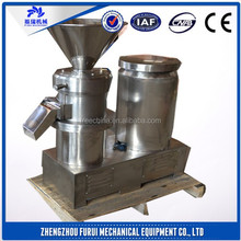 HIGH EFFICIENT fruit and vegetable grinding machine/peanut butter machine with CE approval for sale