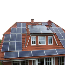 solar panel kits for home electricity 250w kits