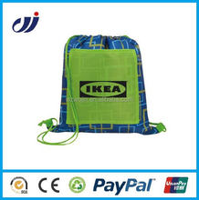 Beautiful hot new products for 2015 190t polyester drawstring bag