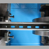 Guide Door Cold Roll Forming Machine(factory)