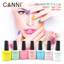 30917h wholesale beauty supply 207 colors uv nail glitter polish gel canni gel polish