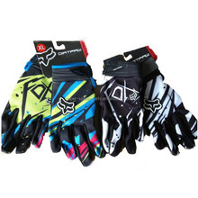 Chinese hot selling factory wholesale racing glove fox racing glove
