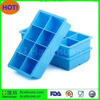 silicone bread cake form or silicone ice cube tray form