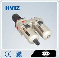 HAC Two-point, High performance SMC pneumatic air pressure filter regulator