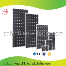 monocrystalline solar cell 156x156/200w sunpower solar panel wholesale