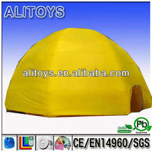 (AliToys!) new style 2012 Inflatable tent,Exhibition tents, dome tent