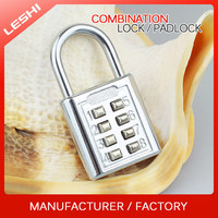 8 Buttons Luggage Digital Button Lock For Locker, Drawer