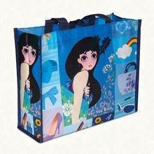 Top quality popular environmental pp lamination non woven shopping bag