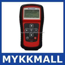 100%Original autel TPMS Diagnostic and Service Tool MaxiTPMS TS501 with OBDII adaptors