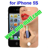 New Arrival Mirror Screen Protector Case for iPhone 5S