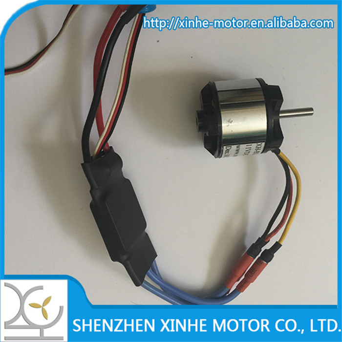 12v 24v brushless motors for rc boats for model airplane