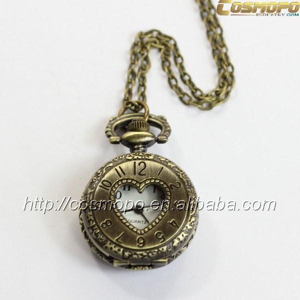 beautiful and small clock pocket fitness cheap