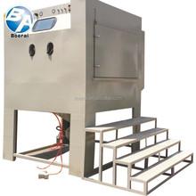 High pressure sandblasting machine, blast a large amount of sand at one time