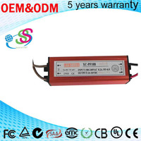 Constant current single output DC 24-36V 600mA 20W ac/dc IP65 Waterproof LED Driver Power supply