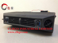 Universal BEU-404-100, BLACK A/C MiniBus Under Dash Evaporator Assembly HEAT & COOL