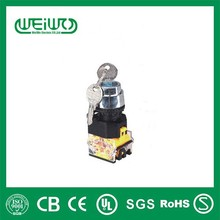 WL128D-11Y2 stainless steel micro push button switch