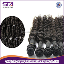 2015 cheap brazilian hair weave bundles , brazilian hair weave factory price with good quality