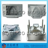 plastic LCD TV cover mould manufacturer