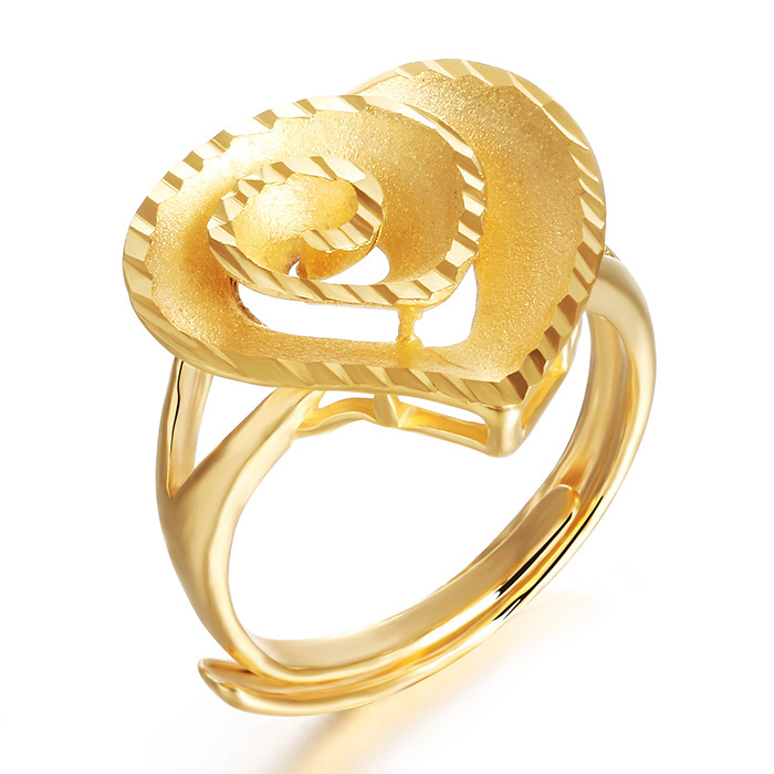 Unique Only Gold Ring for Girl | Jewellry\'s Website