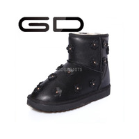 Winter non-slip rubber dress boot shoes covers for bowling