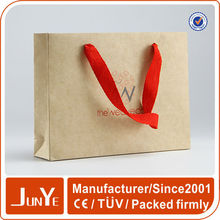 Durable cheap recycled newspaper paper bag wholesale
