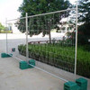Construction Hoarding Fence / Temporary Welded Metal Fence Panels for Sale ( factory price)