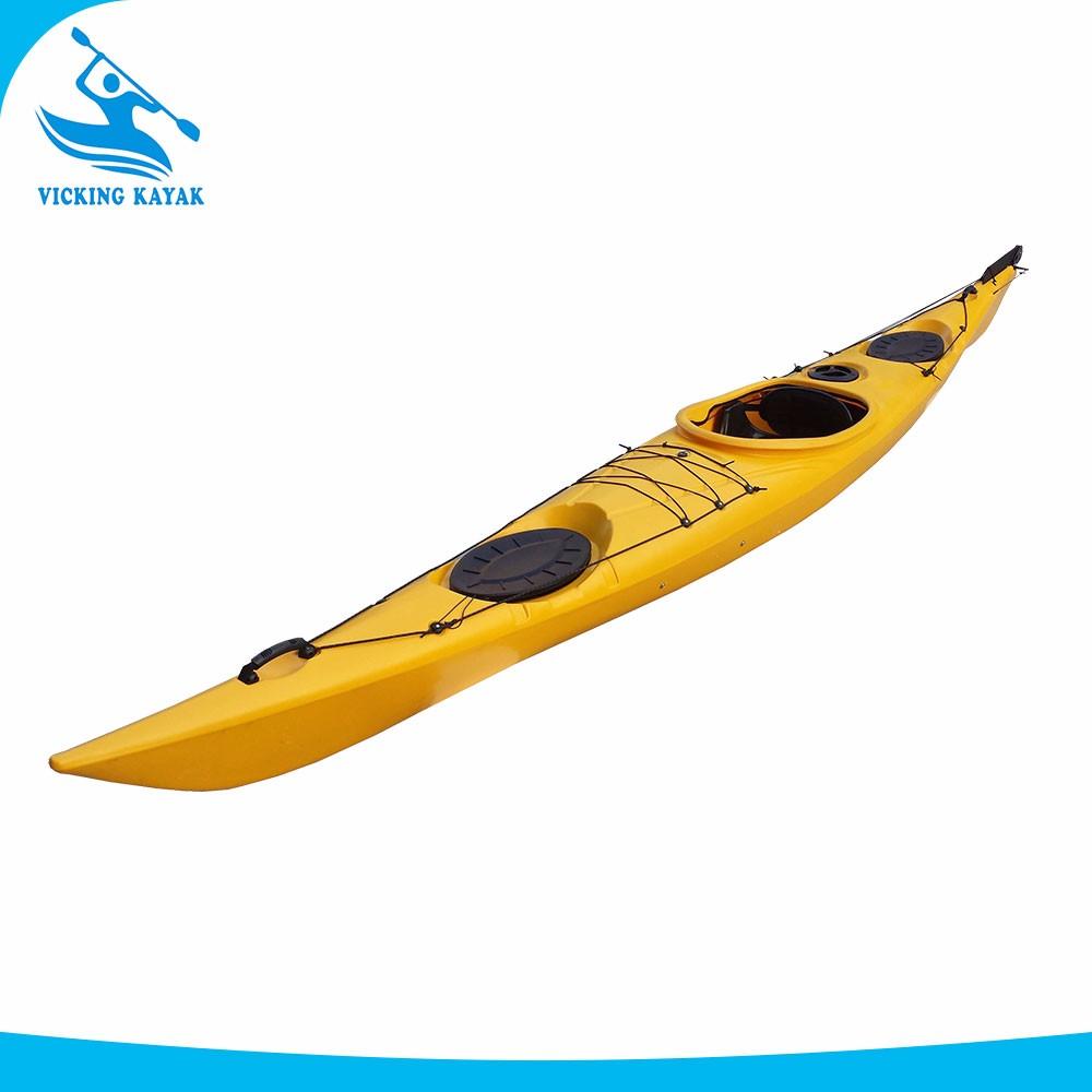 Mar Caiaque Sit No Caiaque Esporte Caiaque Vela Competição de Corrida de Caiaque Caiaque Caiaque