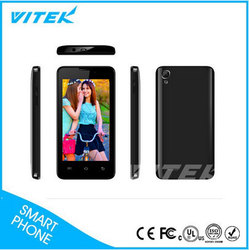 Shenzhen Alibaba 4inch SC7731 Touch Screen 3G Mobile Smart Phone