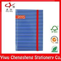 China cheap A6 oem custom journal notebook