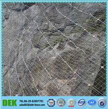 Wire Mech Stainless Steel For Slope Protection