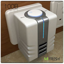 Mfresh YL-100B Hot Sell Home Air Ionizer ionizing with High Negative Ion Concentration