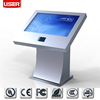 New arrival bank 32 inch shenzhen juneng ip65 touch screen kiosk\t 3G VGA/DVI/HDMI
